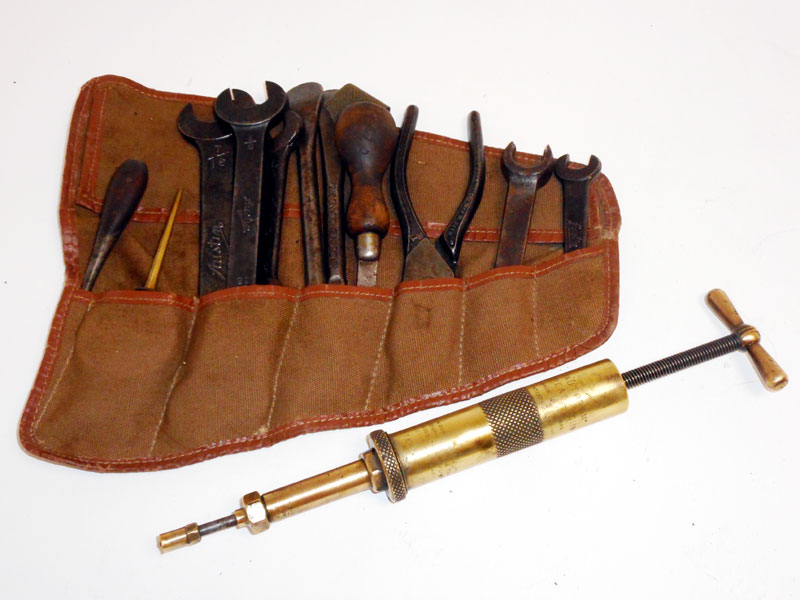 Lot 72-Toolkit Suitable for an Austin Seven 'Chummy'