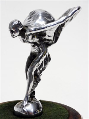 Lot 134-Rolls-Royce Spirit of Ecstasy Mascot