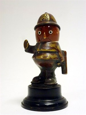 Lot 152-'Bobby' Police Officer Accessory Mascot by John Hassall