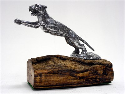 Lot 178-Leaping Jaguar Mascot by Desmo