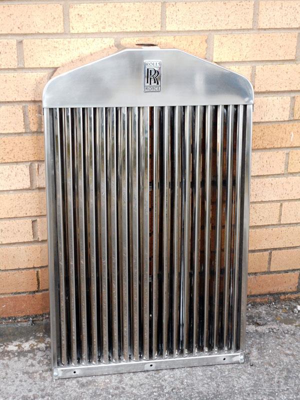Lot 40-Rolls-Royce Radiator Shell