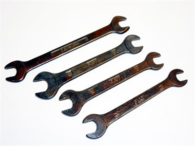 Lot 50 - Fiat Spanners
