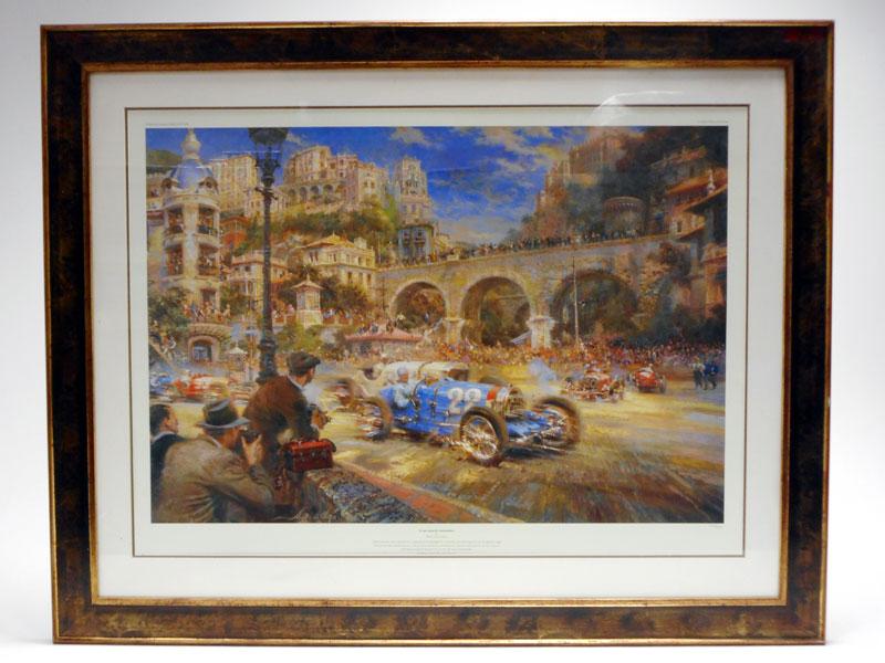 Lot 4-'Le Pursang de Automobiles'