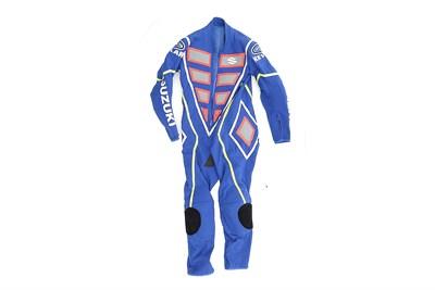 Lot 149-Suzuki GTS Kevlar Race Suit