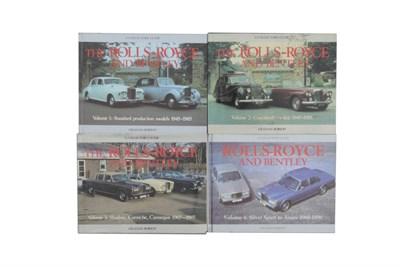 Lot 152-'The Rolls-Royce & Bentley' Vol. 1 - 4