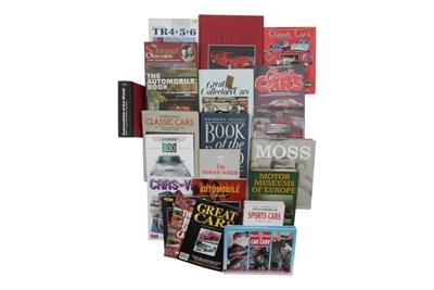 Lot 156-Quantity of General Motoring Books