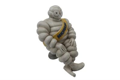 Lot 159-A Michelin Tyres Monsieur Bibendum Figurine