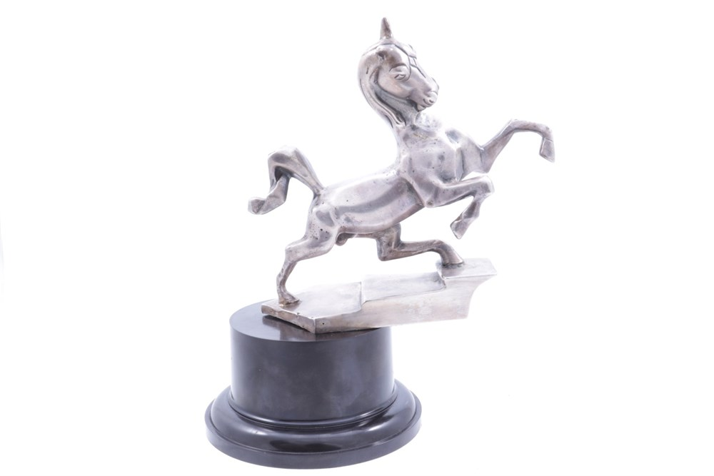 Lot 16 - A Rare Humber Horse Mascot