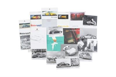 Lot 186-Porsche Paperwork