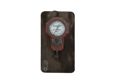 Lot 190-A Rare Dunlop Air Meter