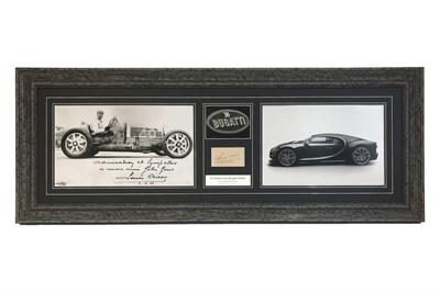Lot 189-A Tribute to the Bugatti Chiron