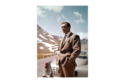 Lot 47-'Sean Connery and the Aston Martin DB5'