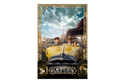 Lot 27-'The Great Gatsby' Movie Poster