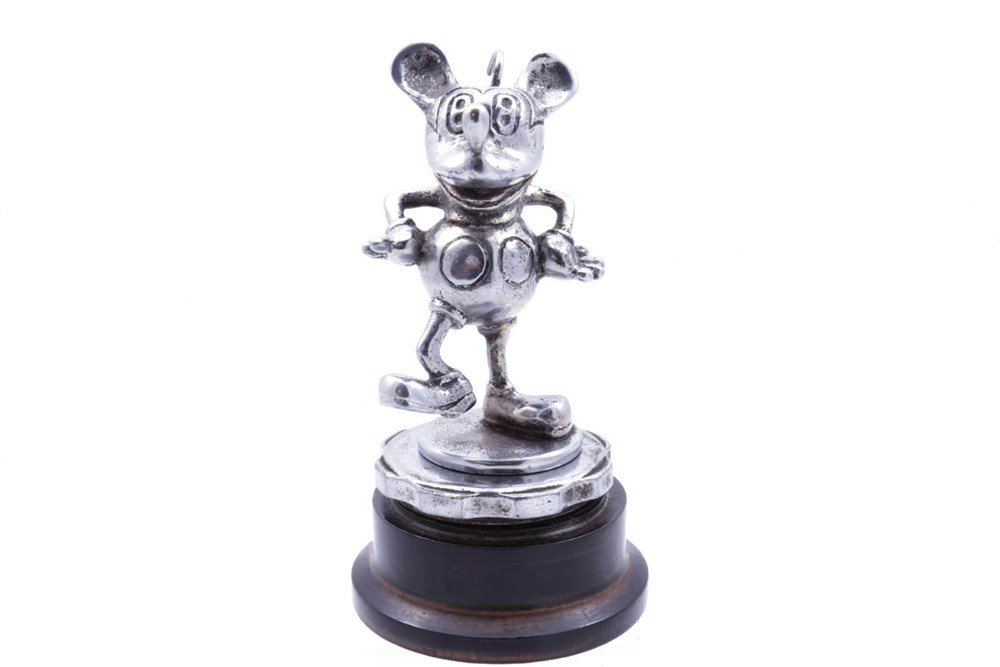 Lot 59-A Scarce Mickey Mouse Mascot by Desmo