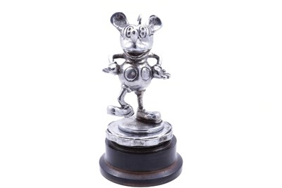 Lot 59 - A Scarce Mickey Mouse Mascot by Desmo