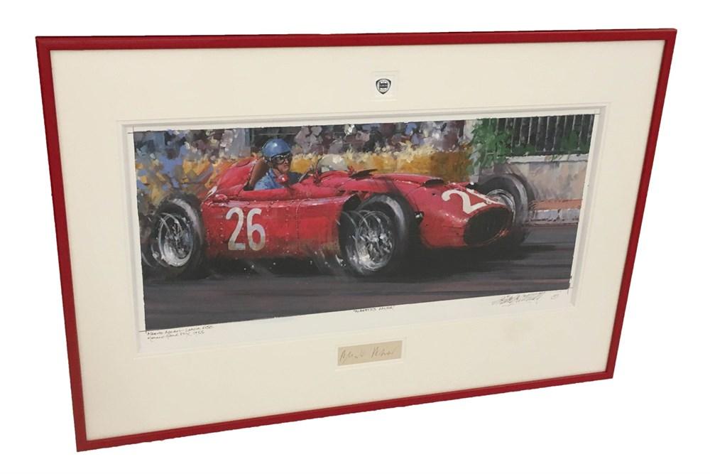 Lot 75-'Alberto's Lancia' by Nicholas Watts
