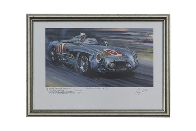 Lot 182-Targa Florio 1955, After Nicholas Watts