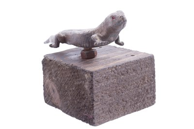 Lot 88-Clement Lizard Mascot