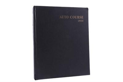 Lot 177-Autocourse 1955