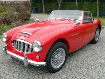 Lot 46 - 1960 Austin-Healey 3000 MKI