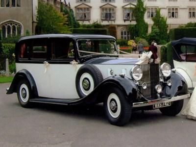 Lot 58-1937 Rolls-Royce Phantom III Limousine