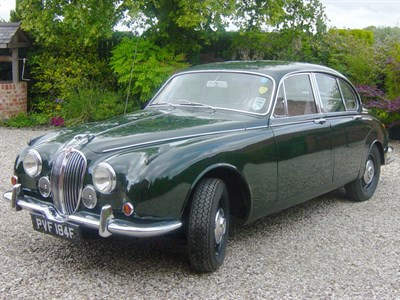 Lot 56-1968 Jaguar 340
