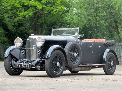 Lot 64-1933 Lagonda 16/80 Tourer