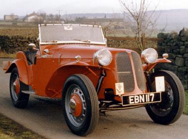 Lot 1-1950 Dellow MK I