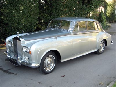 Lot 35-1964 Rolls-Royce Silver Cloud III
