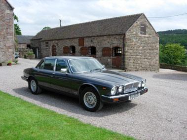 Lot 3-1985 Jaguar Sovereign 4.2