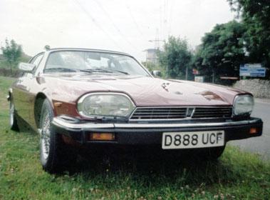 Lot 18-1986 Jaguar XJ-SC 5.3