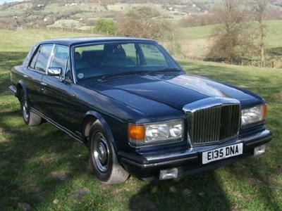 Lot 23-1987 Bentley Eight