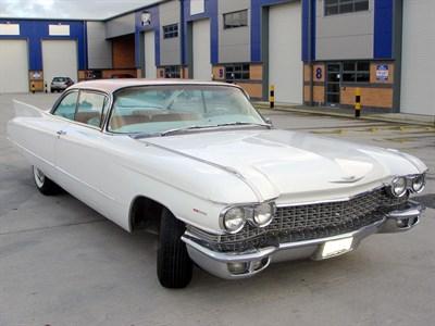 Lot 47-1961 Cadillac Coupe de Ville