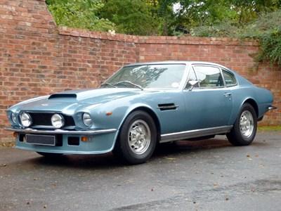 Lot 9-1976 Aston Martin V8