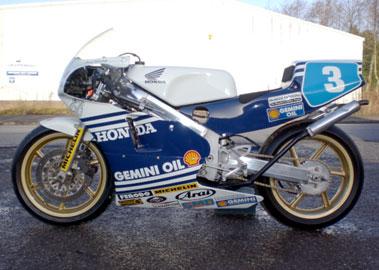 Lot 34-1990 Honda RS250