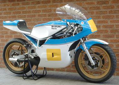 Lot 69-Bimota SB1 Racing Motorcycle