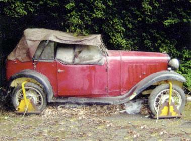 Lot 2-1932 Hillman Minx Tourer