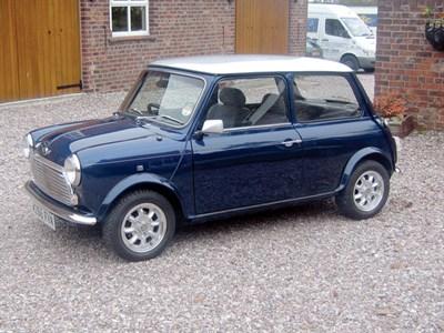 Lot 8-1995 Rover Mini Sprite