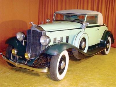 Lot 47-1932 Packard 900 Light Eight Coupe