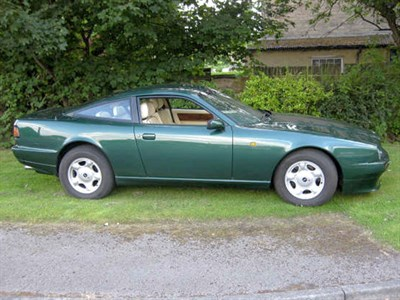 Lot 20-1991 Aston Martin Virage