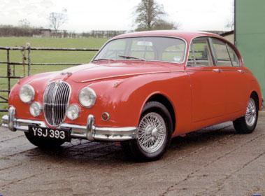 Lot 75-1961 Jaguar MK II 3.8 Litre