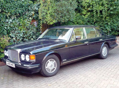 Lot 25-1991 Bentley Eight