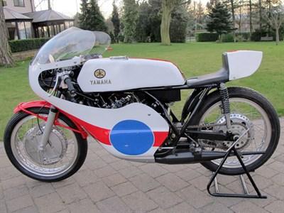 Lot 6-1974 Yamaha TZ350A