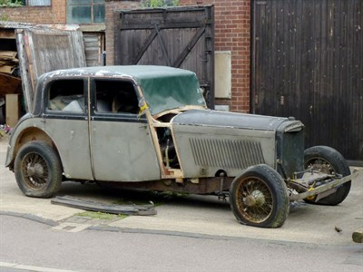 Lot 3 - 1935 Bentley 3.5 Litre Sports Saloon