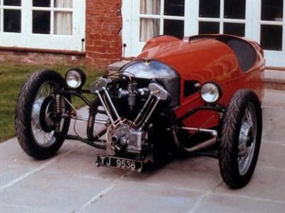 Lot 19 - 1933 Morgan Super Sports