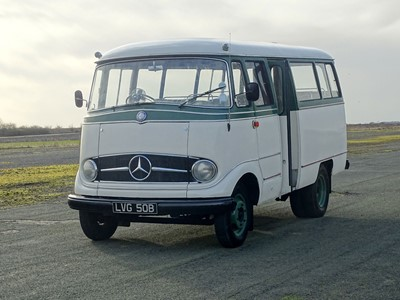 Lot 94-1964 Mercedes-Benz O 319 D