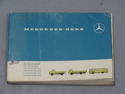 Lot 94 - 1964 Mercedes-Benz O 319 D