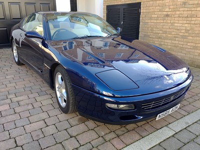 Lot 36 - 1996 Ferrari 456 GT