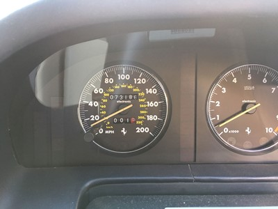 Lot 36-1996 Ferrari 456 GT