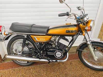 Lot 43-1972 Yamaha YDS7